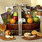 Love and Sympathy Fresh Fruit Basket