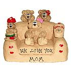 We Love You Mommy Bear in Chair