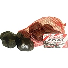 Santa's Chocolate Coal Bag