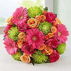Vibrant Blooms Double Bouquet