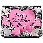 Happy Valentine's Day Cookie Gift Tin