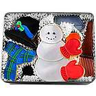 Build a Snowman Cookie Gift Tin
