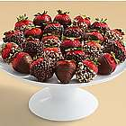 Two Dozen All Dark Chocolate Strawberries