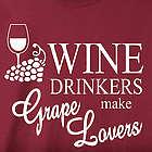 Wine Drinkers Tee