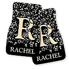Personalized Initial Car Mats
