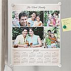 Photo Collage Personalized Family Calendar