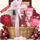 Cherry Blossom Spa Retreat Birthday Spa Gift Basket