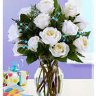 December Birthstone Rose Bouquet