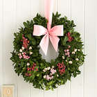 Bundle of Joy for Baby Girl Wreath