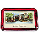 Harvard University Glass Paperweight