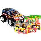 Monster Truck Candy Gift Tin