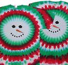 Tie Dye Snowman T-Shirt