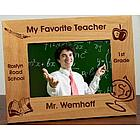 My Favorite Teacher Personalized Frame