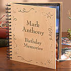 Shining Star Personalized Photo Album