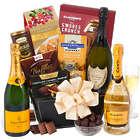 Veuve Champagne & Truffles Gift Basket