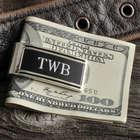 Millionaire Personalized Money Clip