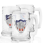 Personalized Military Tankard