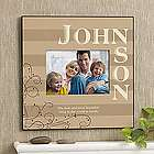 Personalized Family Memories 5x7 Picture Frame