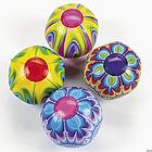 Mini Tie Dye Beach Balls