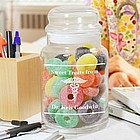 Personalized Medical Treat Jar