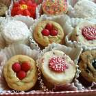 4 Dozen Happiness Gourmet Cookie Sampler Gift Box