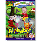That's Me on TV! Personalized Alphabet DVD