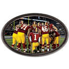 Going the Distance Washington Redskins Personalized Wall Decor