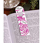 Personalized Religious Bookmark