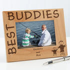 Best Buddies Custom Wood Frame