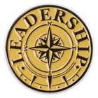 Leadership Compass Lapel Pin