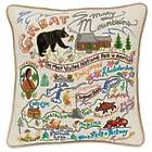 Great Smokey Mountains Pillow