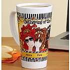 Personalized Gathering of the Goddesses Latte Mug