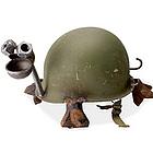 Helmet The Turtle