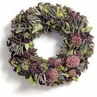 Mixed Herb Wreath