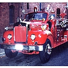 San Francisco Fire Engine Tour for Two