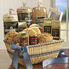 Deluxe Sympathy Breakfast Basket