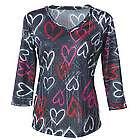 Heart Doodles Shirt