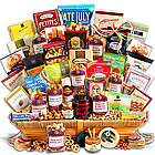 Gourmet Snacks Family Gift Basket