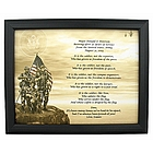 Personalized Army Retirement Poem