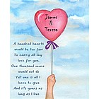 Love Floats Fine Art Print