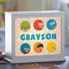 Sesame Street Friends Personalized Accent Light