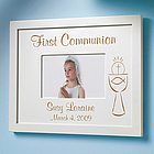 Personalized Sacrament Frame