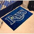 Tampa Bay Rays Starter Rug