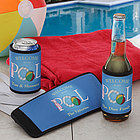 Welcome To Our Pool Personalized Huggies