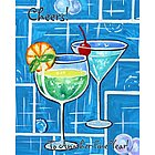 Cheers, Let's Celebrate! Fine Art Print