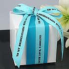 Personalized Gift Ribbon