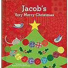 My Very Merry Christmas Personalized Board Book