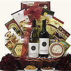 Beringer Vineyards Founders Estates Duet Gourmet Gift Basket