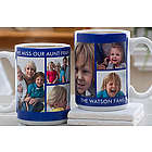 6 Photo Coffee Mug