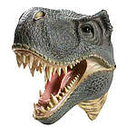 Tyrannosaurus Rex Head Turning 3D Wall Plaque